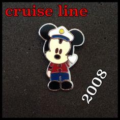 #CruiseLine #2008 #DisneyPin