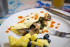Egg White Omelete www.shackstl.com @TheShack_STL on Instagram