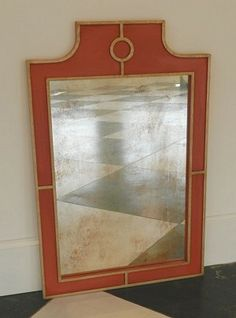 *** NEW ***  Mayfair Mirror Made in America