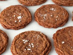 Sprouted spelt flour, coconut oil, flax meal, applesauce, cinnamon and sea salt combine together to make this delicious vegan version of the classic snickerdoodle cookie.