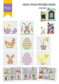 Embroidery Cards, Embroidery Patterns, Hand Embroidery, Cross Stitch Patterns, Mini Cross Stitch, Cross Stitch Cards, Cross Stitch Animals, Stitching On Paper, Cross Stitching