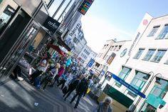 #Drehscheibe / #City-Point #Bochum.. Mitten im Herzen der Stadt!  Dein #TrendSetter für #Shopping with #Style!