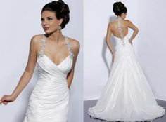 This dress is amazing! The back is beautiful Came so close to buying it!