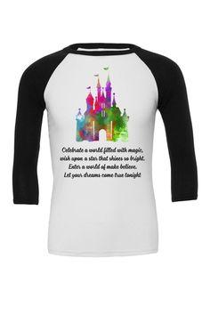 Celebrate the Magic Disney World Ragaln