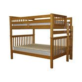 Found it at Wayfair - Full Over Full Bunk Bed