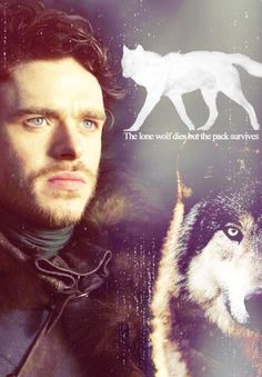 Robb stark. I love Robb always especially after the massacre at the red wedding.