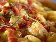 German Potato Salad Recipe from Food Network