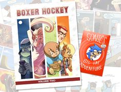Boxer Hockey Book 2
