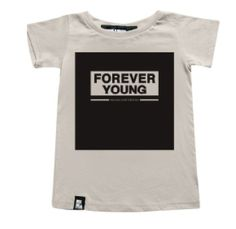 Forever Young Tee by Mini & Maximus
