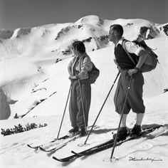 leinwandbild in 2019 skitour bergbilder schwarz weiss bilder und skifahren. Black Bedroom Furniture Sets. Home Design Ideas