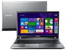 Notebook Samsung Série 5 550P5C-AE1 Intel Core i7 - 8GB 1TB Windows 8 LED 15,6 Placa de Vídeo 2GB