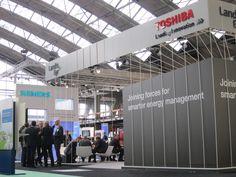 Toshiba présent au salon du smart home Amsterdam 2013