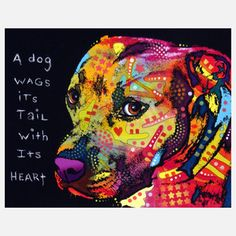 Gratitude Pit Bull, $17.50, now featured on Fab.