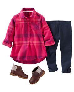 Baby Girl OKF16OCTBABY8 | OshKosh.com