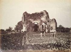 1866/70 Altobelli Gioacchino . Tempio di Minerva Medica.