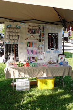 Craft Booth Display Ideas | Craft Fair Booth | Flickr - Photo Sharing!