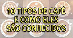 Conheça 10 tipos de café e torne-se um especialista no assunto