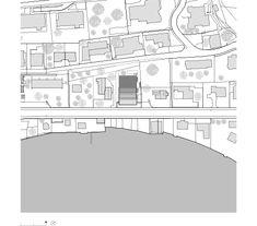 Terrassenwohnungen | Merlischachen > MARQUES ARCHITEKTEN AG Floor Plans, Lucerne, House Floor Plans