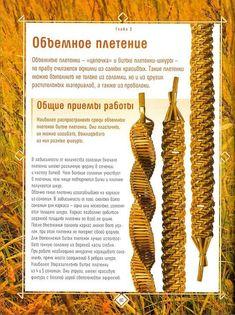 Иллюстрация 15 из 26 для Плетение из соломки: Техника. Приемы. Изделия | Лабиринт - книги. Источник: Oslik IA