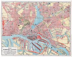 Hummel Hummel Mors Mors, City Maps, Cartography, Map Art, Planer, Wwii, Diagram, Christian, World