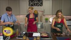 Carolyn Rambo makes a grilled steak salad featuring Music City Mustard. The brand she created with her husband during Today in Nashville airing weekdays at Grilled Steak Salad, On Today, Nashville, Mustard, City, Cooking, Music, Mustard Plant, Cuisine