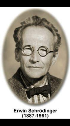 Il 12 agosto 1887 nasce Erwin Schrödinger, famoso per la sua equazione e per il suo gatto, paradosso della meccanica quantistica. #mattamatica