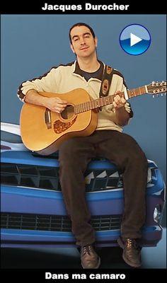 Jacques Durocher chante un classique du rock québécois.