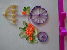 Quilling_bike_cycle_hobby