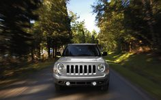 Jeep® Patriot Latitude is always ready for an adventure. Its authentic design is steeped in Jeep® brand DNA.