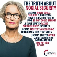 PUT ALL THE MONEY YOU STOLE BACK INTO SOCIAL SECURITY !!!
