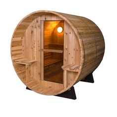 Audra 4 Person Traditional Steam Sauna