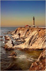 Point Cabrillio Light house, Fort bragg, CA
