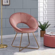Glam Bedroom, Living Room Bedroom, Bedroom Chair, Bedroom Decor, Master Bedroom, Art Furniture, Living Room Furniture, Luxury Furniture, Velvet Accent Chair
