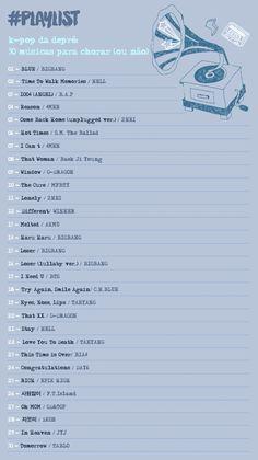 k-pop da deprê: 30 músicas para chorar (ou não) |