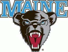 The Black Bears play in the America East and are located in Orono, Maine. Description from collegeandmagnolia.com. I searched for this on bing.com/images