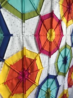 Odori quilt (AGF stitched with Fat Quarter Shop)