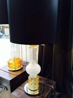 Image result for rue vert glass table lamp