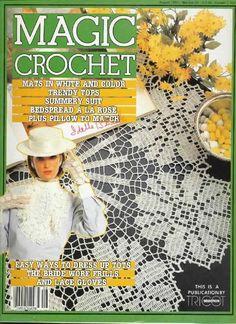 Descarga de revistas de crochet gratis