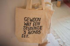 Achter de schermen | Leonie ter Veld - Gewoon wat een studentje 's avonds eet | Blogpost @ Ook Anna doet dingen
