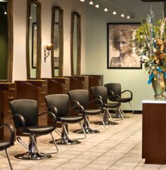 Tour the best salon and spa décor photos. See how salon owners have changed their salon design to help grow business.
