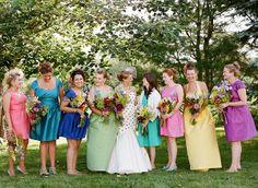 Lisa & Benjamin   Backyard Rockabilly Wedding In Maine - Weddbook