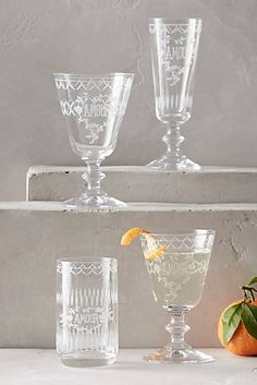 Margeaux Glassware