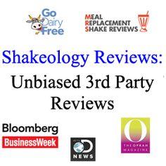 shakeology reviews unbiased
