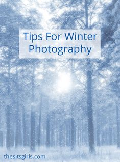 Get ready to rock your photos this year with these winter photography tips.