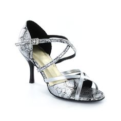 LOVELY BEAUTY Lady's Ballroom Dance Shoes for Chacha Latin Salsa Rumba Practice >>> Learn more by visiting the image link.
