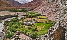 The view of the Markha village  from the old palace during #markhavalley trek, Ladakh. This village has has quite a few #homestays and also a huge camping sites.  #Mountains #adventure #adventureanywhere #backpack #backpacking #trekking #hike #thuesdays #villagelife #ladakh #culture #camping #wilderness #wanderlust #offbeatravel #globetrekker #livingontheedge #passionpassport #traveldiaries #travelphotography #instatravel #explorer #photooftheday #himalayas #indiatravelgram #bikatadventures…