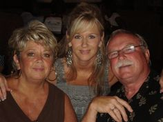 NANCY, SHERRI & TIM EVELAND