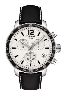 Tissot Quickster T095.417.16.037.00 Reloj Quartz d6f0f817210b