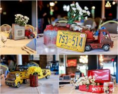 vintage car baby shower | chestnut ridge blairsville pa | baby levi