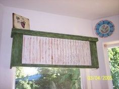 Projects Using Old Shutters | Old Shutters